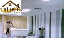 Thi công sữa chữa shop, showroom, VP công ty, quán tại Cần Thơ