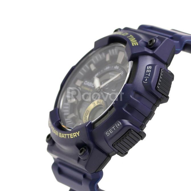 Đồng hồ Casio AEQ110W-2AV hàng Nhật