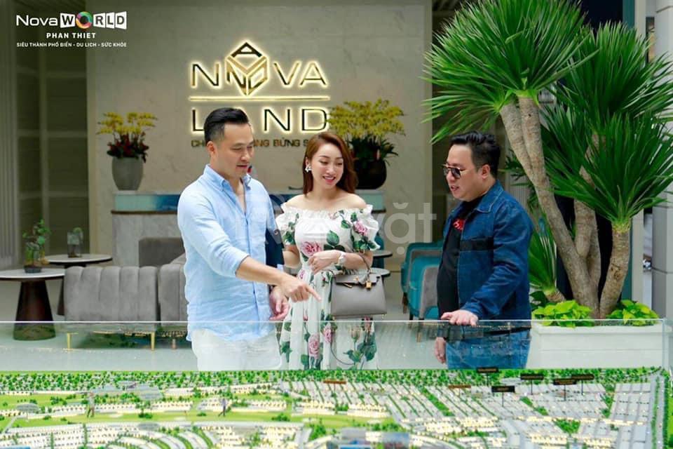 Nova World Phan Thiết, cam kết lợi nhuận 39%