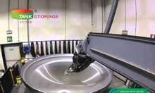 Gia công chỏm cầu inox giá tại xưởng