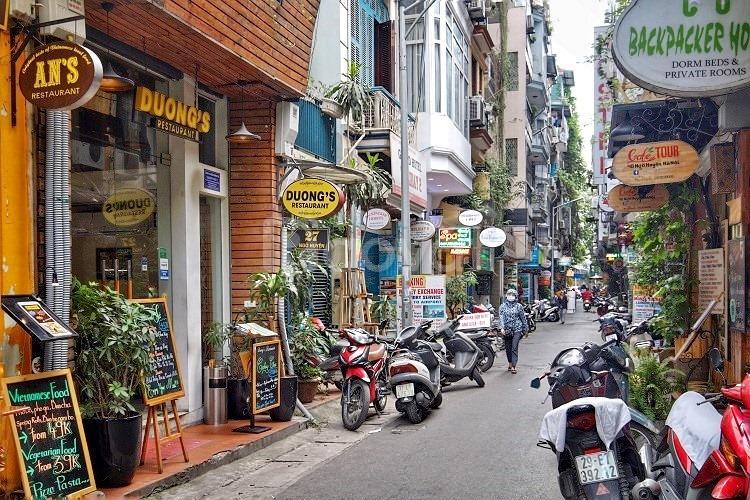 Nhà mặt phố Thanh Xuân quy hoạch ổn định, kinh doanh dài lâu