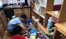Bảo dưỡng máy lọc nước uy tín Hà Nội, tặng quà lõi lọc