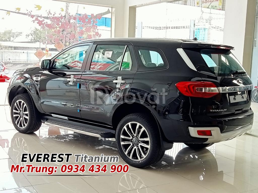 Ford Everest Titanium 2 cầu, Ford Long An