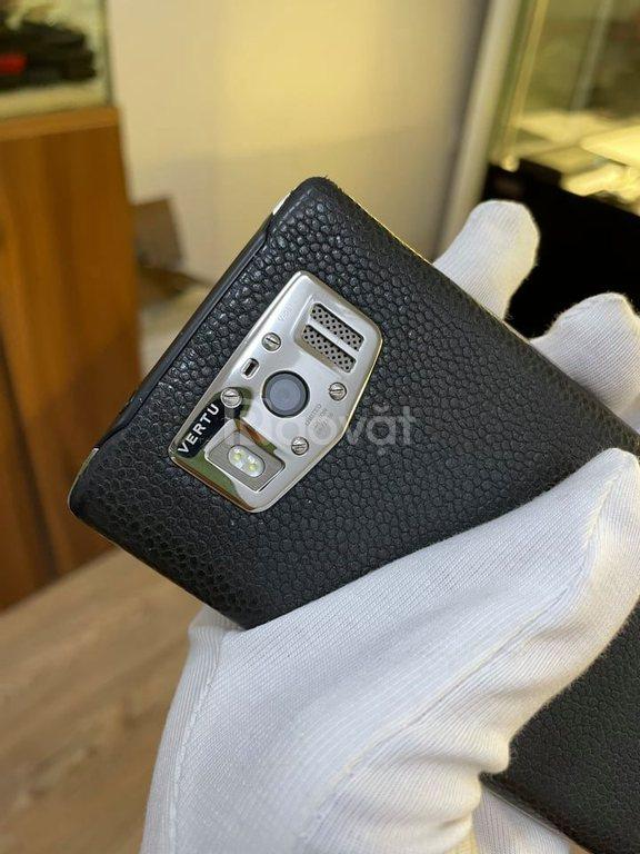 Vertu touch V black diamond