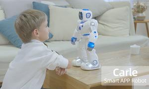 Robot thông minh cao cấp Ruko, cỡ lớn tương tác bằng app, giọng nói