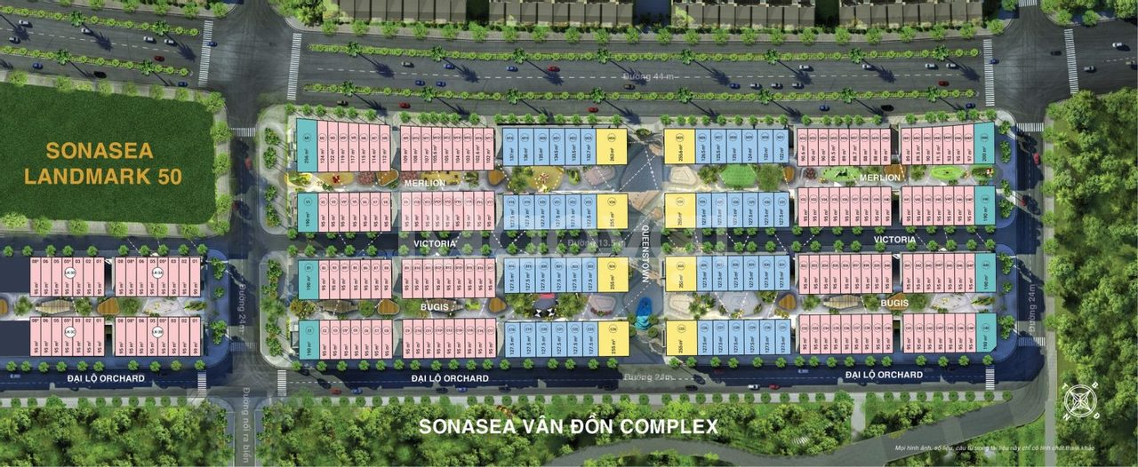Cần bán lô Shoptel Sonasea Vân Đồn Harbor City