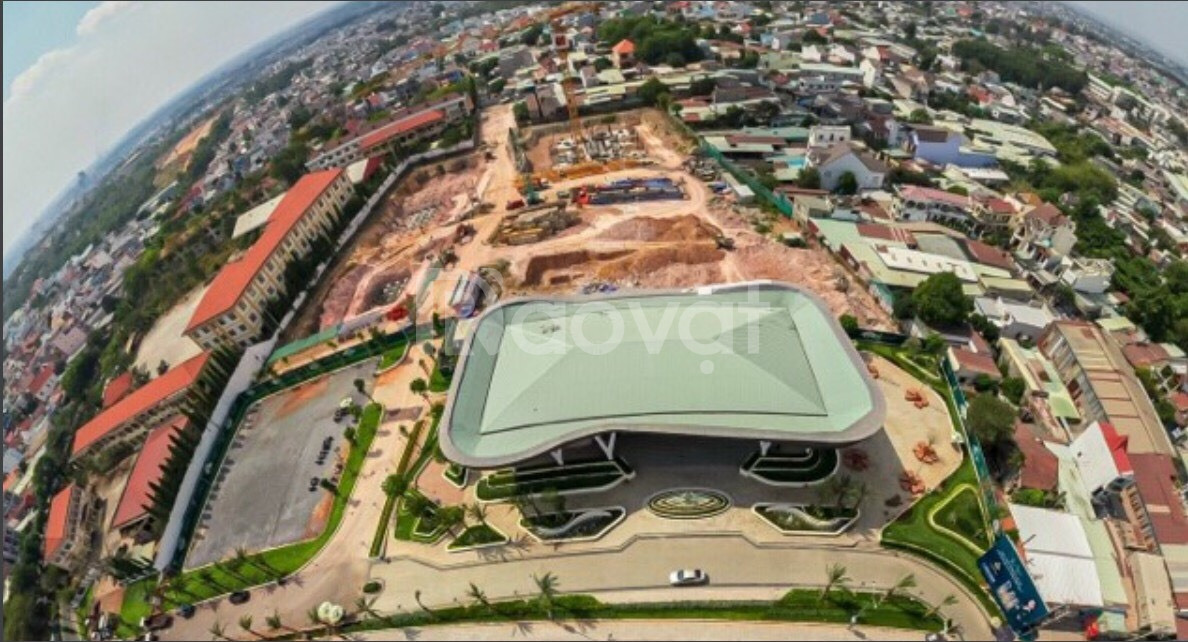 Mở bán căn hộ cao cấp quy mô lớn tại thành phố Biên Hòa