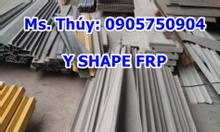Thanh C, thanh L, các loại ống Frp không rỉ sét tại Việt Nam