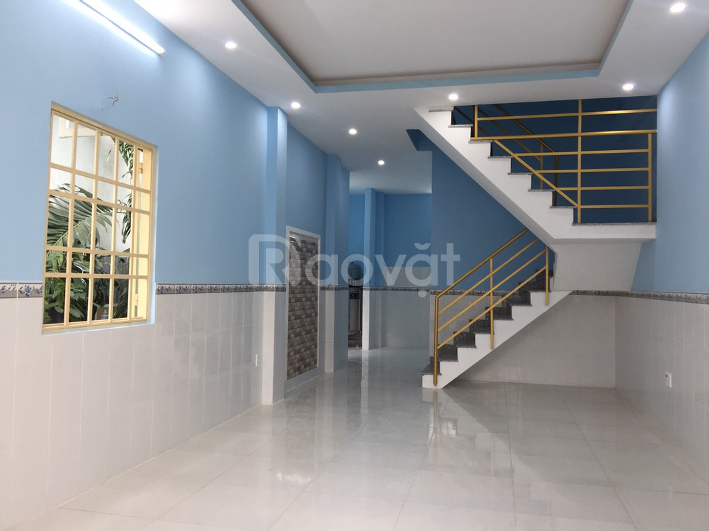 Bán nhà hẻm 2683, Phạm Thế Hiển, P7, Q8