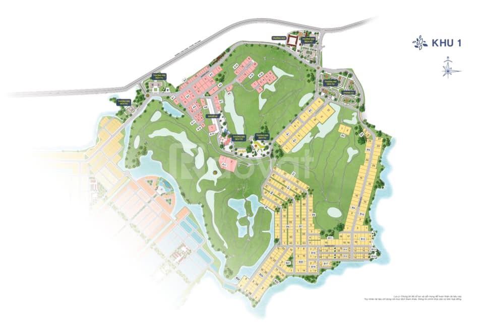 Chính chủ cần bán đất nền số đỏ trong lòng sân golf Long Thành