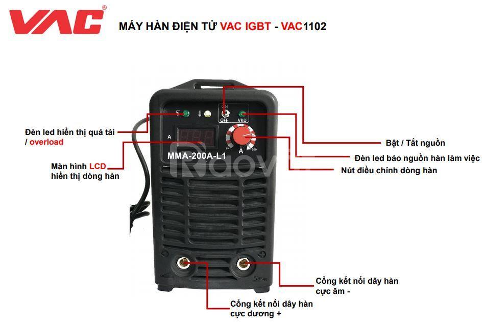 Máy hàn VAC có tốt không