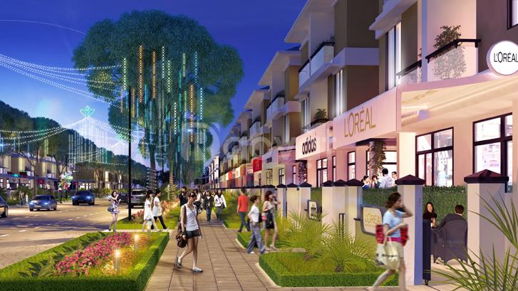 Chính chủ cho thuê biệt thự An Phú Shopvilla mặt đường 27m