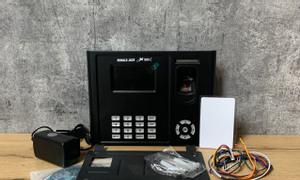 Máy chấm công RonalJack X989C vân tay, thẻ, pin