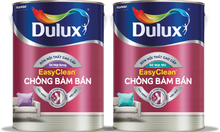Dulux Easyclean chống bám bẩn tiết kiệm thời gian lau chùi