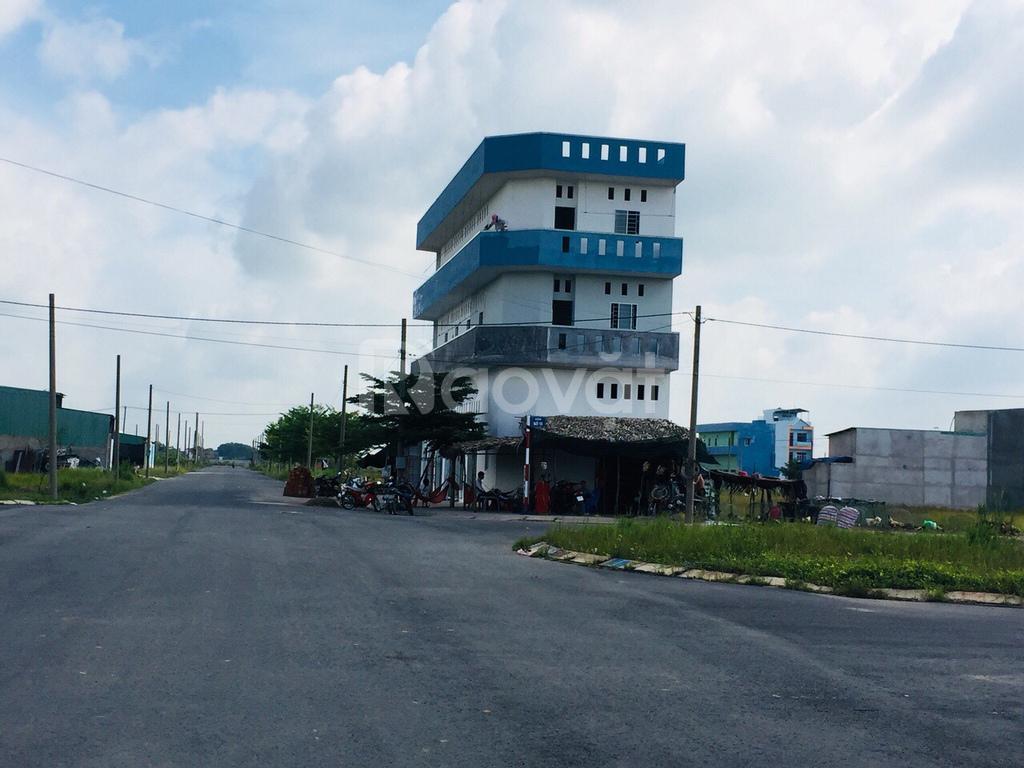 Ngân hàng thanh lý 16 nền đất đối diện Pouyen gần bến xe miền tây