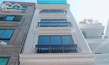 Bán nhà mới gần thành phố Giao Lưu, Phạm Văn Đồng 30m2, 5 tầng
