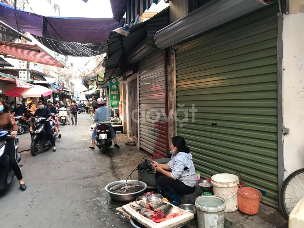 Chính chủ bán nhà mặt ngõ 240 Tân Mai