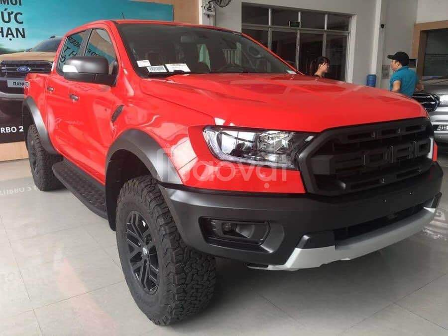 Bán xe ôtô Ford Raptor 2021 new đầy đủ các bản