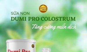 Sữa non Dumi Pro Colostrum
