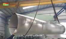 Đánh bóng inox bằng máy tự động Storage Tank Việt Nam