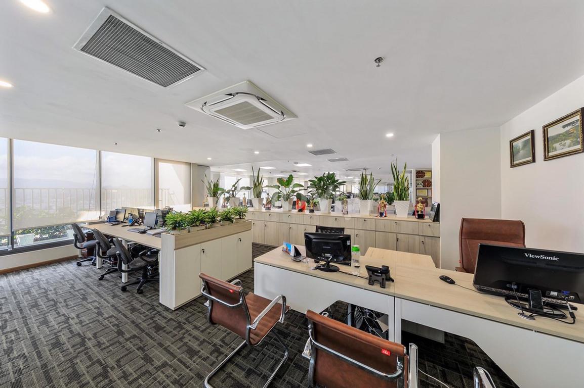 Tòa nhà văn phòng cho thuê VCN Tower, Phước Hải, Tp. Nha Trang