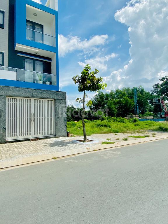 Hàng hiếm 3 nền liền kề KDC Phạm Văn Hai, đường Võ Văn Vân sổ hồng