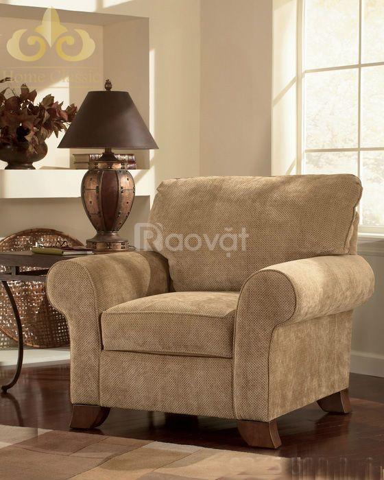 Bọc lại ghế sofa vải hay da simili tại nhà TPHCM