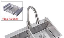Chậu rửa chén inox 304 CR902 - 8245