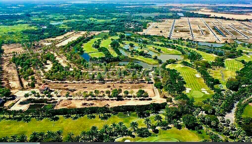 Đất nền sổ đỏ Golf Long Thành, cách sân bay 10 phút