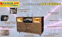 Kentech KD-4300M Loa di động mới, cấu hình khủng 2021