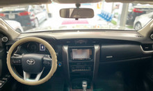 Toyota Fortuner 2017 số tự động