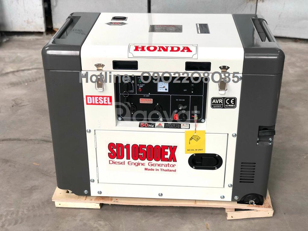 Giá bán máy phát điện Honda Thailand SD10500EX chạy dầu