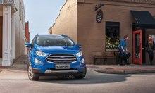 Ford Ecospert Titanium 1.0
