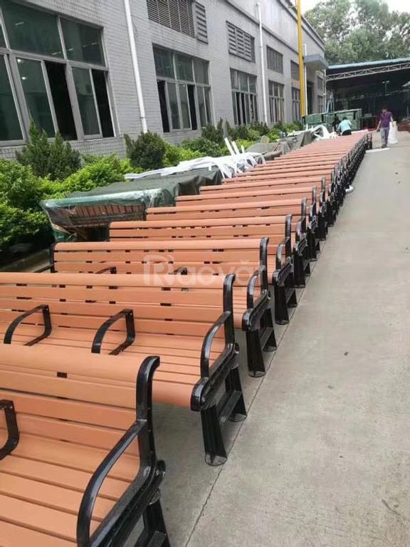 Ghế công viên, ghế cho khu đô thị thân thiện, nhiều tiện ích