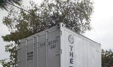Container lạnh 10feet làm kho lạnh mini