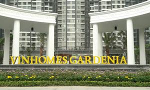Cho thuê căn hộ Vinhomes Gradenia