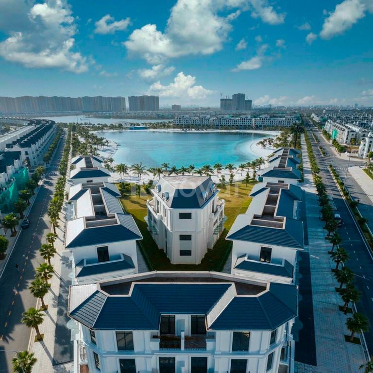 Biệt thự song lập 150m2 Vinhomes Ocean Park