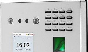 Phân phối và lắp đặt thiết bị chấm công MB40-VL giá rẻ