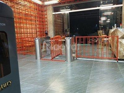 Cổng kiểm soát vé cho khu vui chơi, cổng kiểm soát lối đi bộ Toàn An
