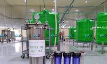 Máy lọc nước mắm thủ công, máy lọc nước mắm đóng chai