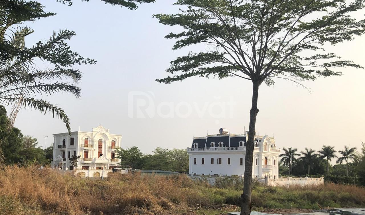 Đất nền sổ đỏ Biên Hòa New City