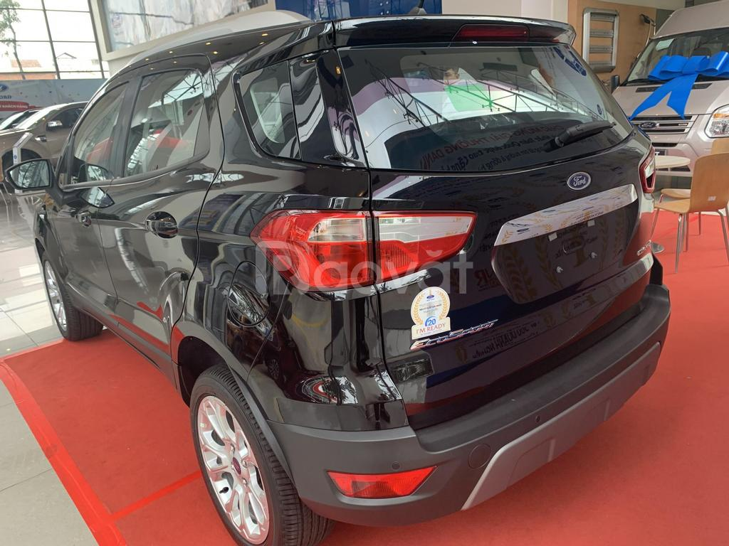Bán xe ôtô Ford EcoSport 2021 new đầy đủ các bản