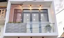 Nhà 1 trệt, 1 lầu, 3 PN, 2 WC có sổ hồng riêng