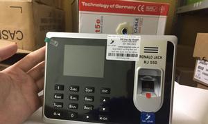 Máy chấm công Ronald Jack K14 Pro vân tay và thẻ
