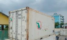 Container 20feet lạnh bảo hành 2 năm