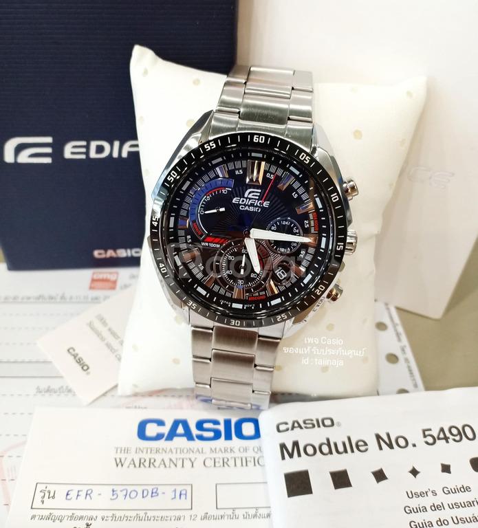 Đồng hồ Casio Edifice hàng Nhật