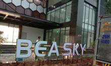 Làm biển quảng cáo tòa nhà chung cư Beasky tại đường Chu Văn An