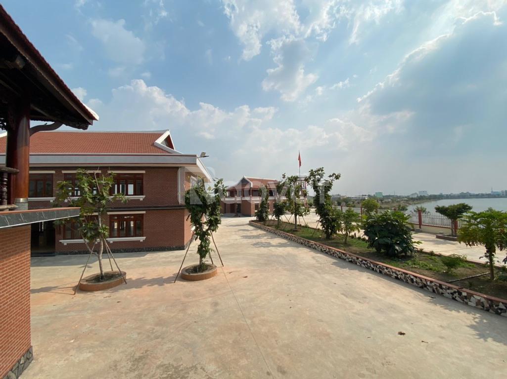 Chính chủ bán đất KDC Tân Đô, Hương Sen Garden, đối diện hồ sinh 15ha