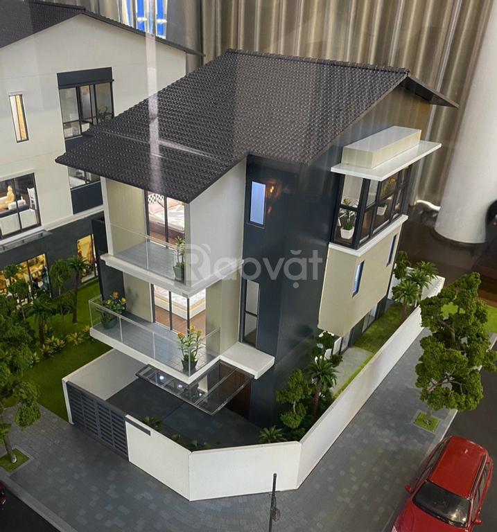 Bán nhà phố 3 tầng Belhomes Hải Phòng cạnh VinWonder Vũ Yên