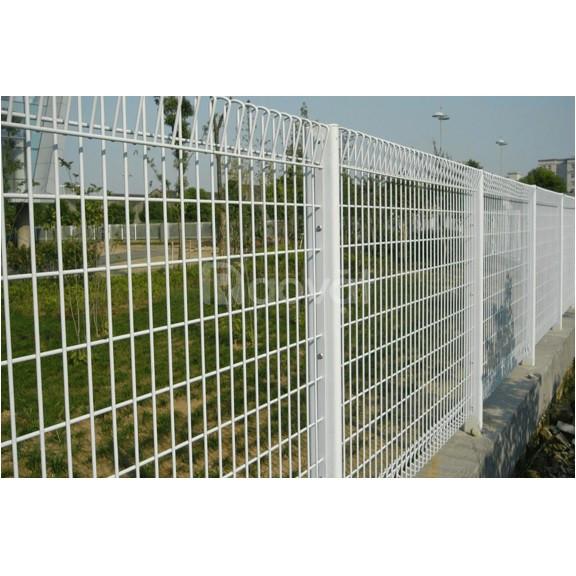 Công dụng của hàng rào lưới thép, lưới hàng rào mạ kẽm sơn tĩnh điện